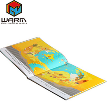 Wholesale New Design New Product Kids Educational Children's Book