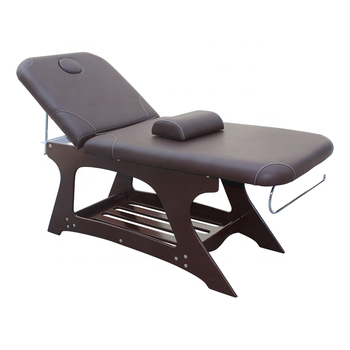new salon wooden Massage Bed Beauty health Facial Bed beauty SPA/best massage bed 8204