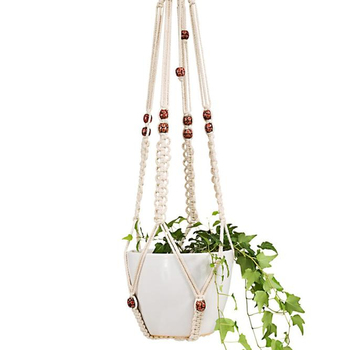 Macrame Plant Hangers Indoor Outdoor Hanging for Home Decoration
