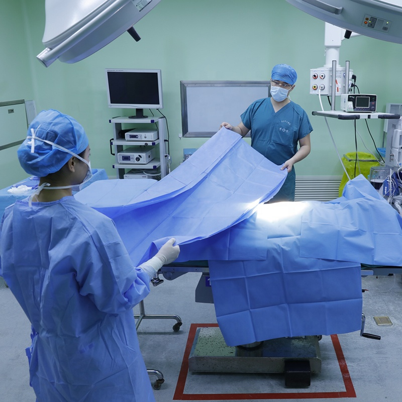 Medical surgery kit Obstetric package Disposable Surgical Packs