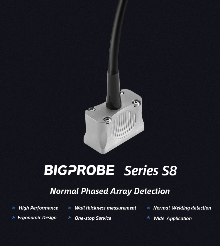 High Compatibility Accessories Ut NDT Material Phased Array Probe