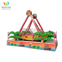 Attractive Cheap Amusement Park Equipment Mini Pirate Ship Funfair Pirate Ship Rides For Sale