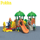 Hot New Products Amusement Park Plastic Outdoor Children Playground Equipment