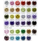 Professional In Supply Of All Sizes All Colors And All Shapes CZ Diamond Gem Stones Synthetic Cubic Zirconia