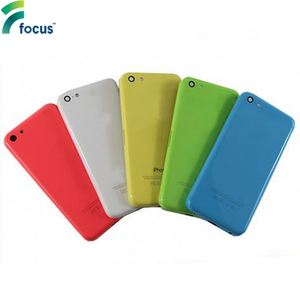 Factory price color change for back cover housing for iphone 5c