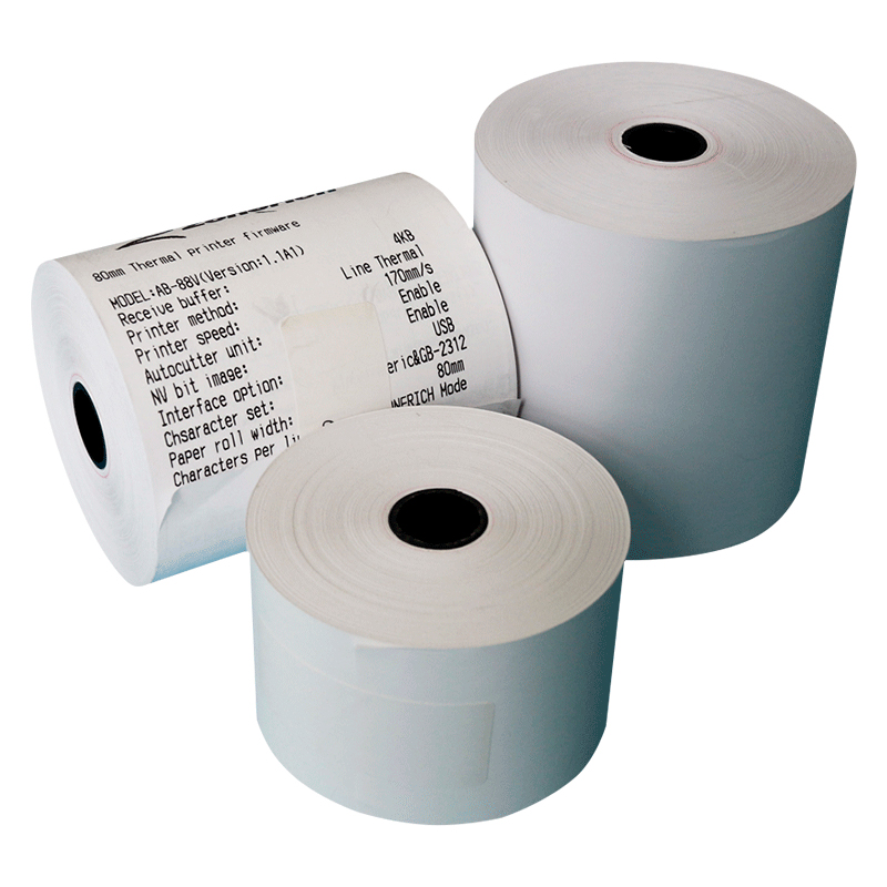 Premium quality credit card thermal paper roll price thermal paper rolls 3 1/8 x 230