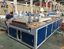 Beste Prijs <span class=keywords><strong>Pvc</strong></span>/Wpc Board Extruder Machine Gemaakt In China