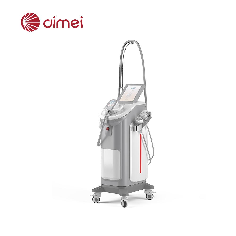 New design Vacuum Cavitation System radiofrequency beauty equipment cavitation machine 80k