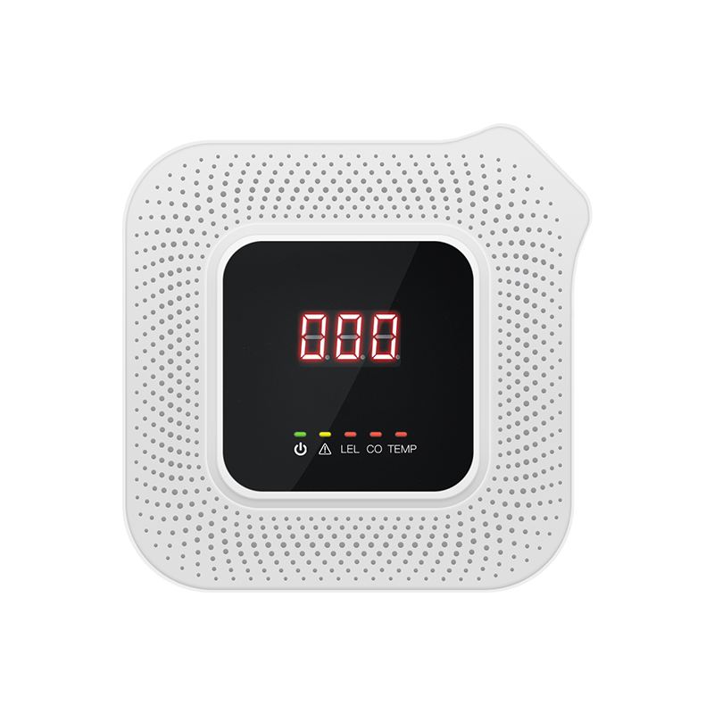 HD8200 Home combined combustible and carbon monoxide gas detector <strong>alarm</strong> with OEM ODM customized