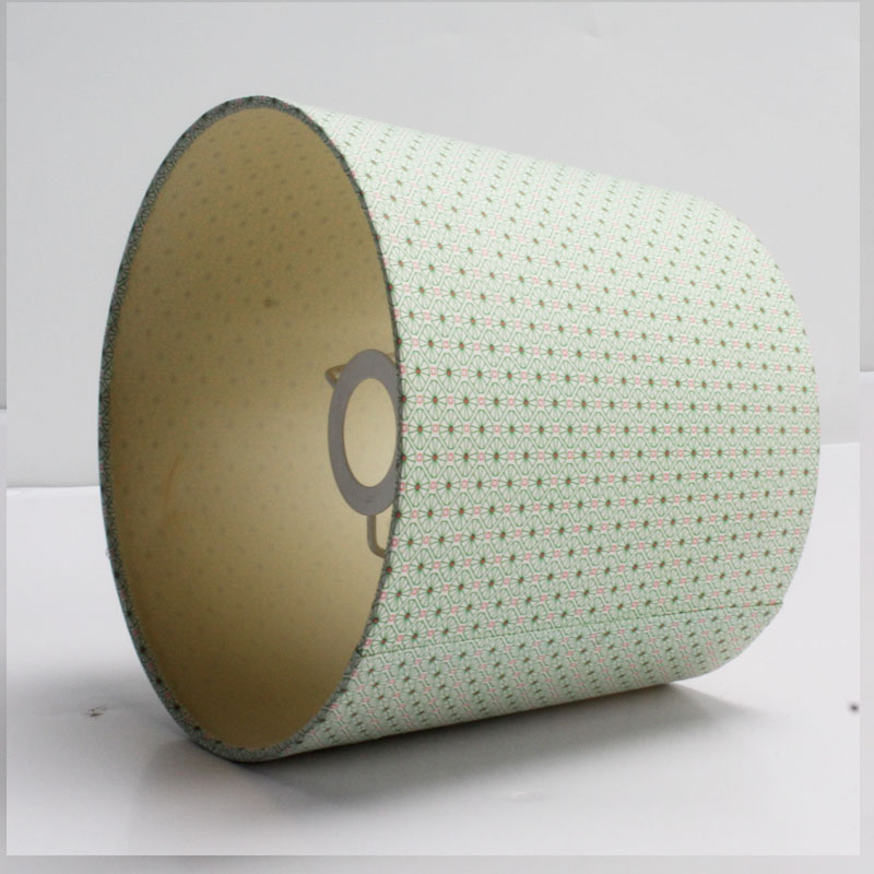 Factory direct supply printing cloth lampshade Table lamp Wall lamp chandelier Fabric lampshade