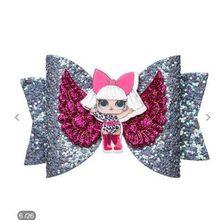 LOL Surprise, мультяшная лента для волос, повязка на голову для девочек, повязка на голову, резинка для волос, высокая эластичность, бесшовное коль...(Китай)