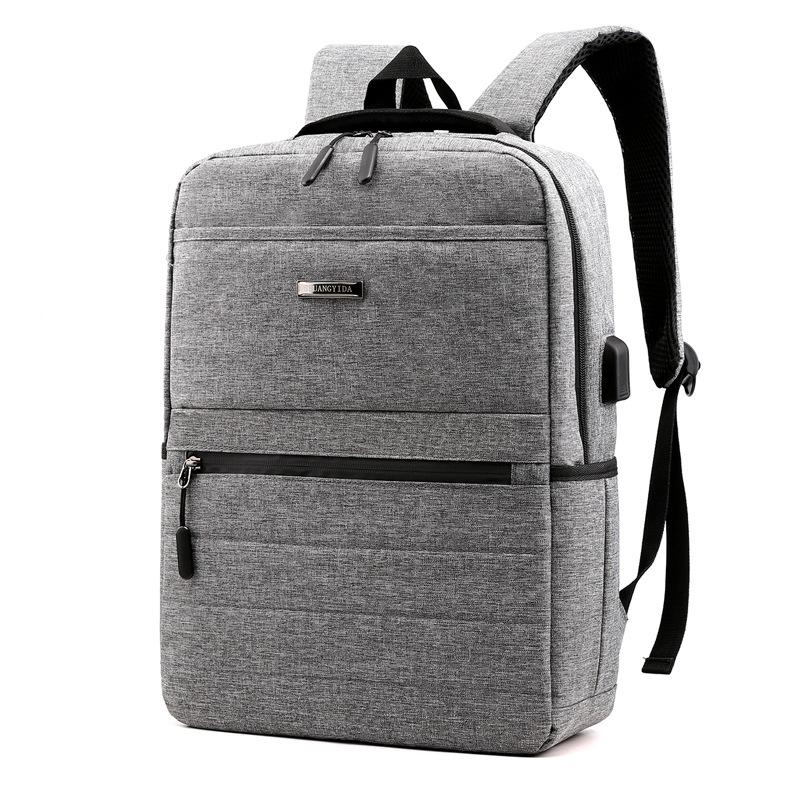 Y0180 Wholesale high capacity travel water proof laptop back packs waterproof usb port backpack