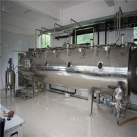 Vacuum microwave drying equipment vacuum drying dryer machine price
