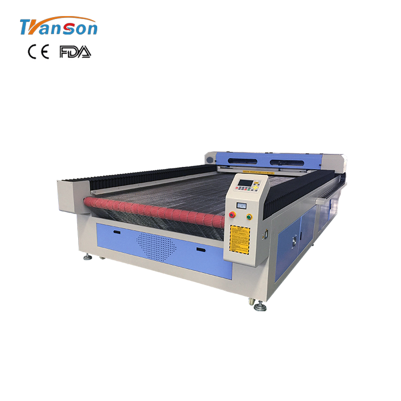 1630 W2 Fabric Auto Feeding Laser Cutting Machines