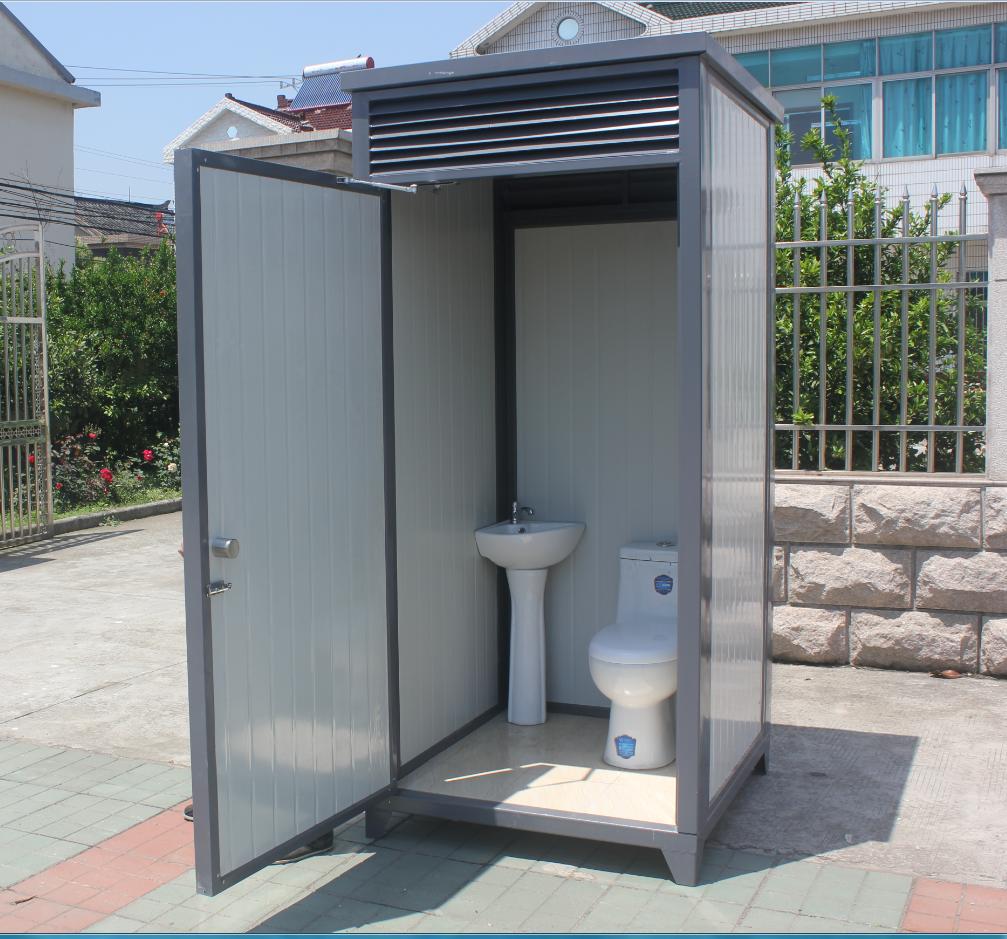 Bastone Portable Restroom w/ Sink