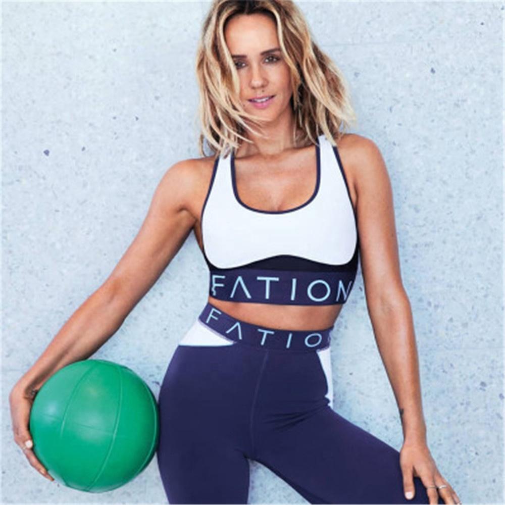 고품질 패션 맞춤 도매 여성 체육관 요가 운동복 여성 Tracksuits 운동복 세트