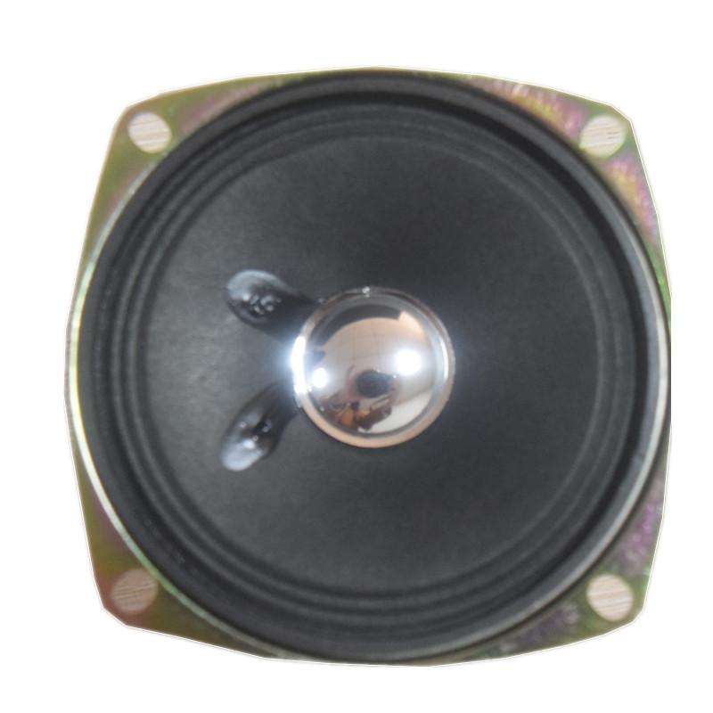 Производство 40 мм для широкоугольного объектива одиночный Магнитный 3 дюймовый динамик для игрового автомата НЧ-динамик