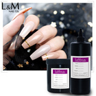 Lvmay wholesale new beauty product nail design Granulated Sugar gel polish