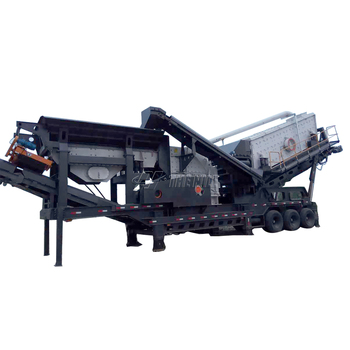 Full Service Ce Mobile Crusher Plant Price In Pakistan
