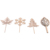 Factory wholesale wooden diffuser stick for aromatherapy home decoration