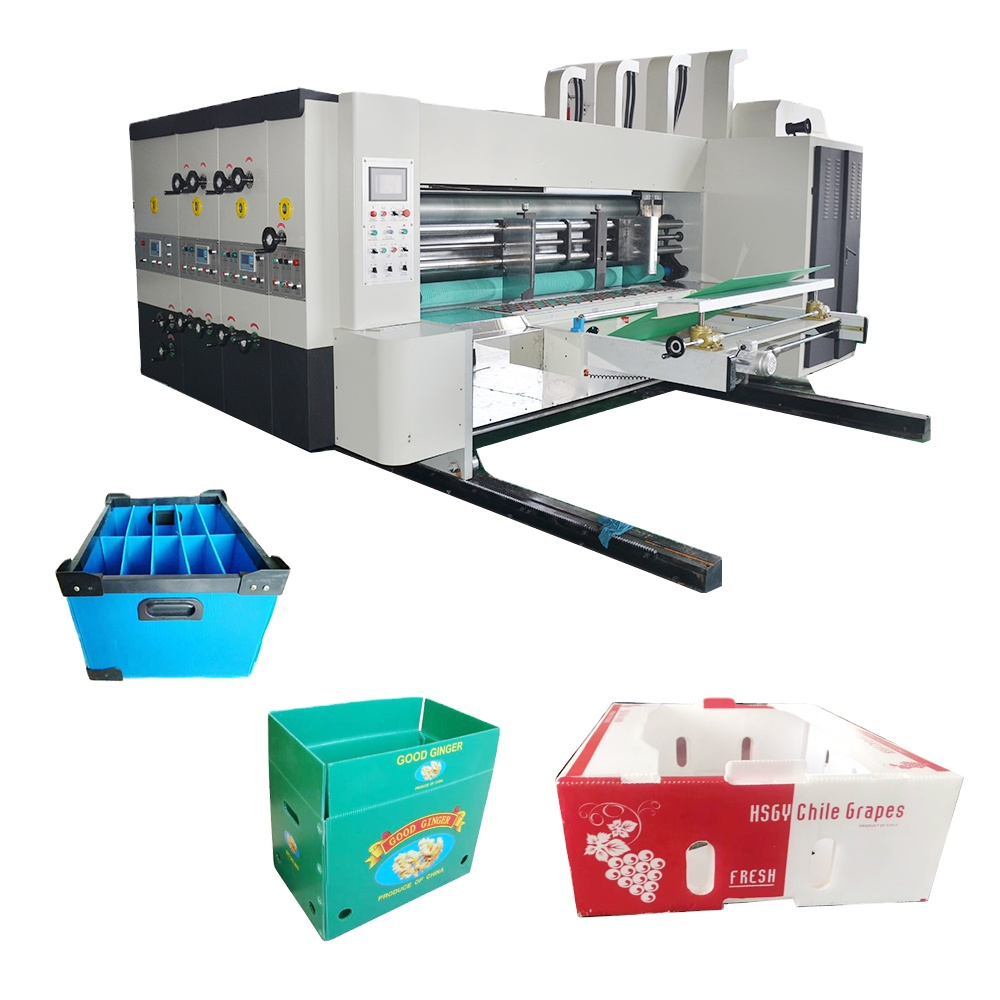 Экструзионный станок для производства полых сотовых листов из ПП/ПК