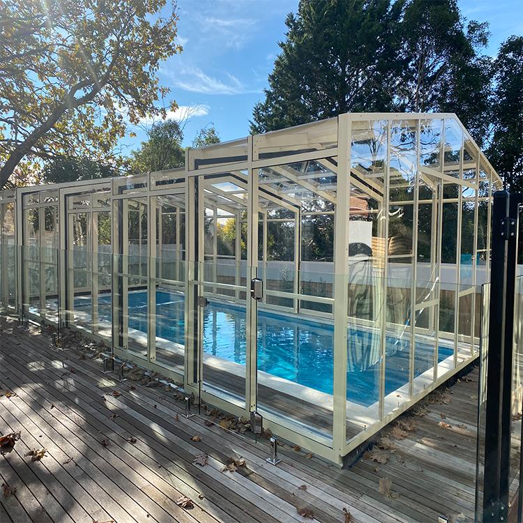 Swimming Pool Screen Enclosure Kits