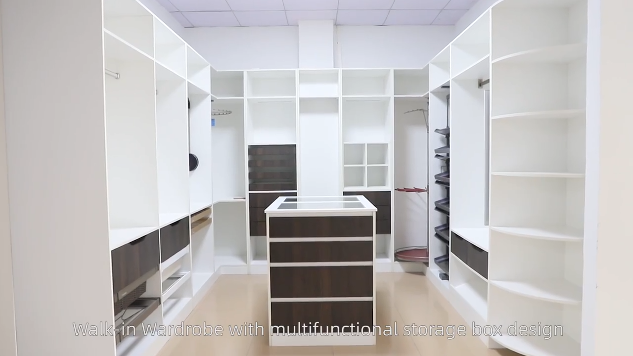 High Quality Wall Home Almirah Clothing Closet Wardrobe Design