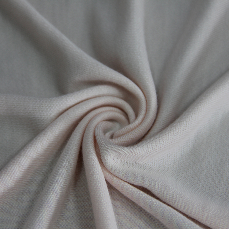 High quality 100% bamboo knitted interlock fabric-18003785