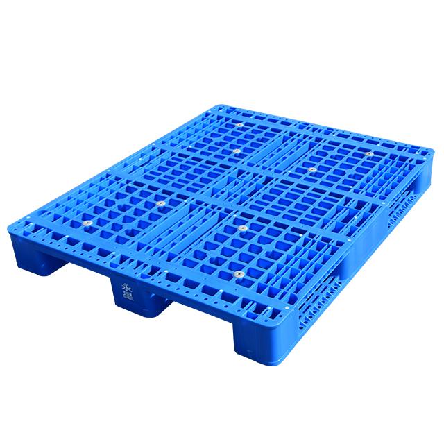 1200x1000 durable euro heavy duty 1 ton plastic pallet