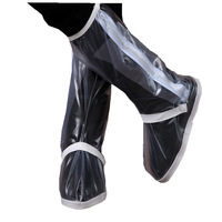 Long new outdoor rain shoes boots vovers waterproof Slip-resistant overshoes travel for men and women