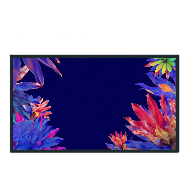 21.5 Inch Wall Mounted Commercial Media Player Oled Display Monitor Digital Signage With Android System