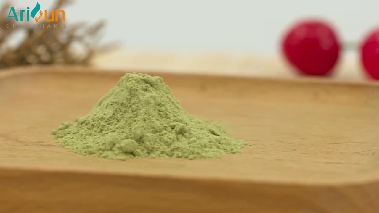 Factory Supply Matcha Green Tea Ice Cream Powder