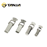 [TANJA] A07B draw latch for industrial sewing machine/sus304 stainless steel clasp