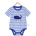 FITBEAR Brand Romper Baby Clothes Infant 100% Cotton Baby Knit Pajamas wholesale Toddler Clothing Rompers