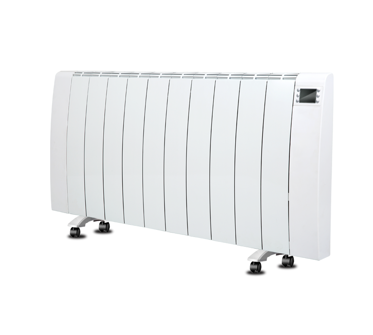 Aluminum Electric heating 2000w wall <strong>Heater</strong> smart home radiator <strong>Infrared</strong> rohs <strong>Heater</strong>