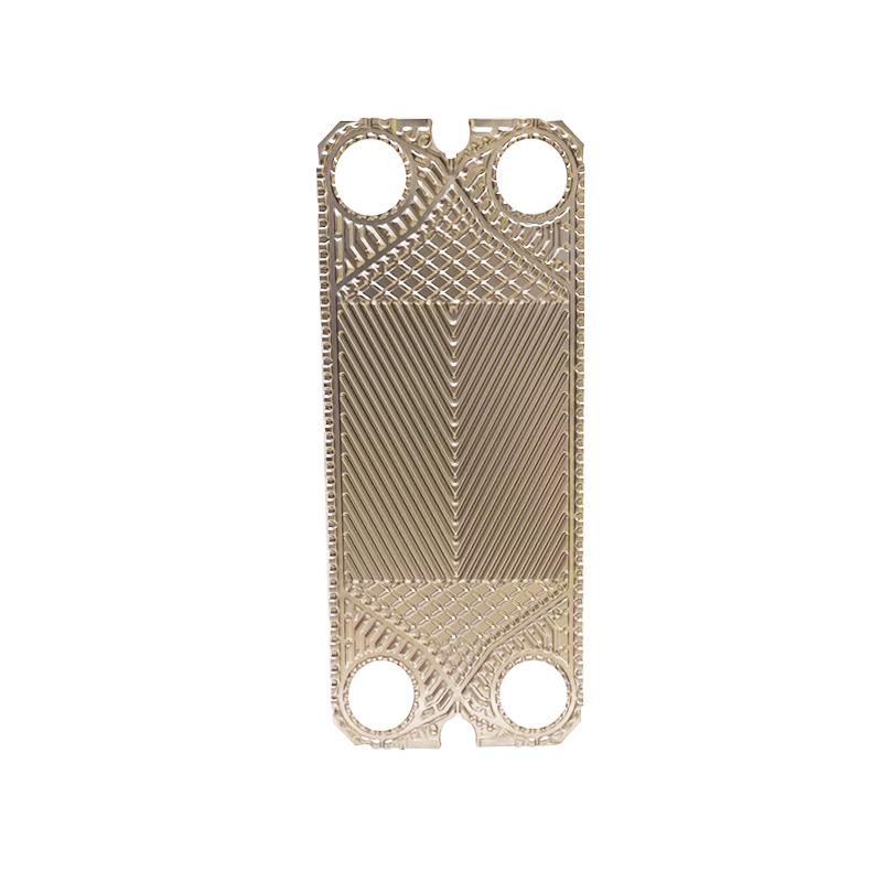De Ti: placas de intercambiador de calor compacta para intercambiadores de calor