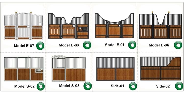 Hoge Kwaliteit goedkope houten omheining natuurlijke houten omheining Paard Boerderij Hek