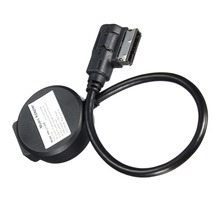 VW Audi Bluetooth Streaming de Música AMI MMI <span class=keywords><strong>Cabo</strong></span> Adaptador iPod Interface de Mídia