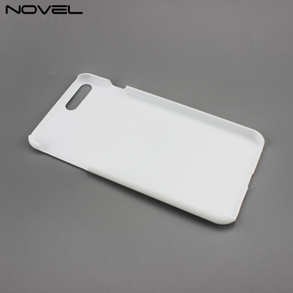 Factory price 3D sublimation phone cases free sample for IP 7+