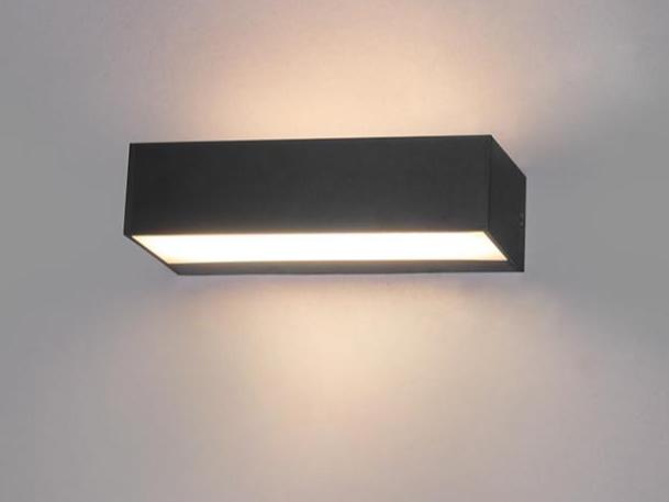 Светодиодная настенная лампа для внутреннего освещения отеля, ванной комнаты, гостиницы, светодиодный настенный светильник для декора поверхности