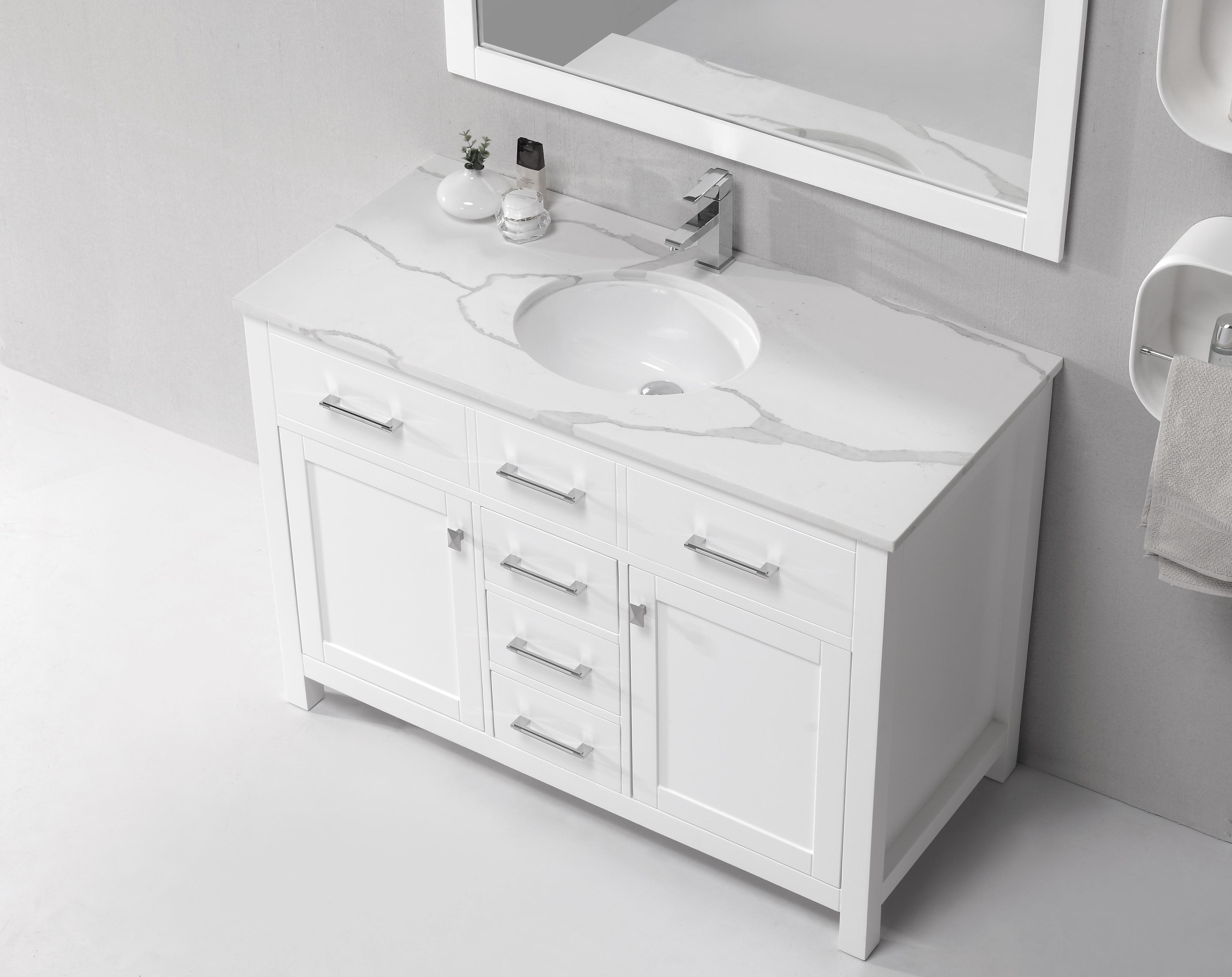 Solid Surface Stone Bathroom Cabinet Wash Basin Vanity Buy