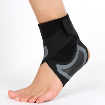 Outdoor sports Adjustable Ankle Brace Compression Support Stabilizer Breathable Neoprene Ankle Straps