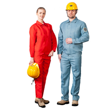 Security protective uniform anti-static work clothes
