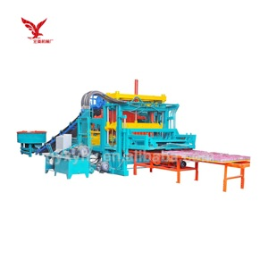 China low price products baking-free block equipment/automatic solid brick making machine