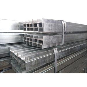 ASTM A572 Q345 H I Steel Profiles Iron Beams For Building Structural