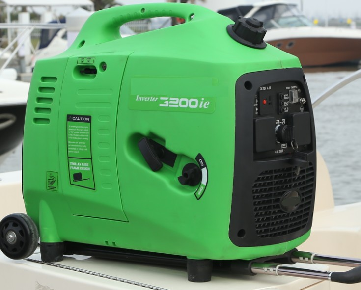 Remote start 3200ie 3200W small inverter power generator 220V 50hz single phase gasoline generating set with USD port