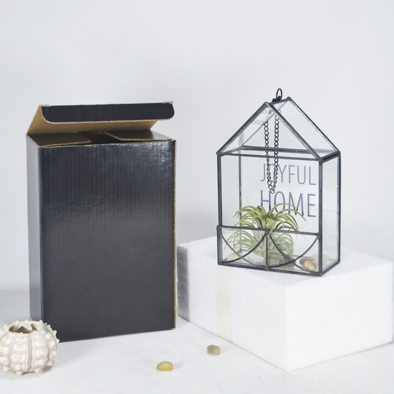 Factory wholesale Microlandscape of glass plants Glass flowerpot