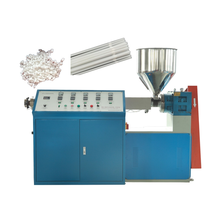 degradable recycled drinking straw making machine extruder