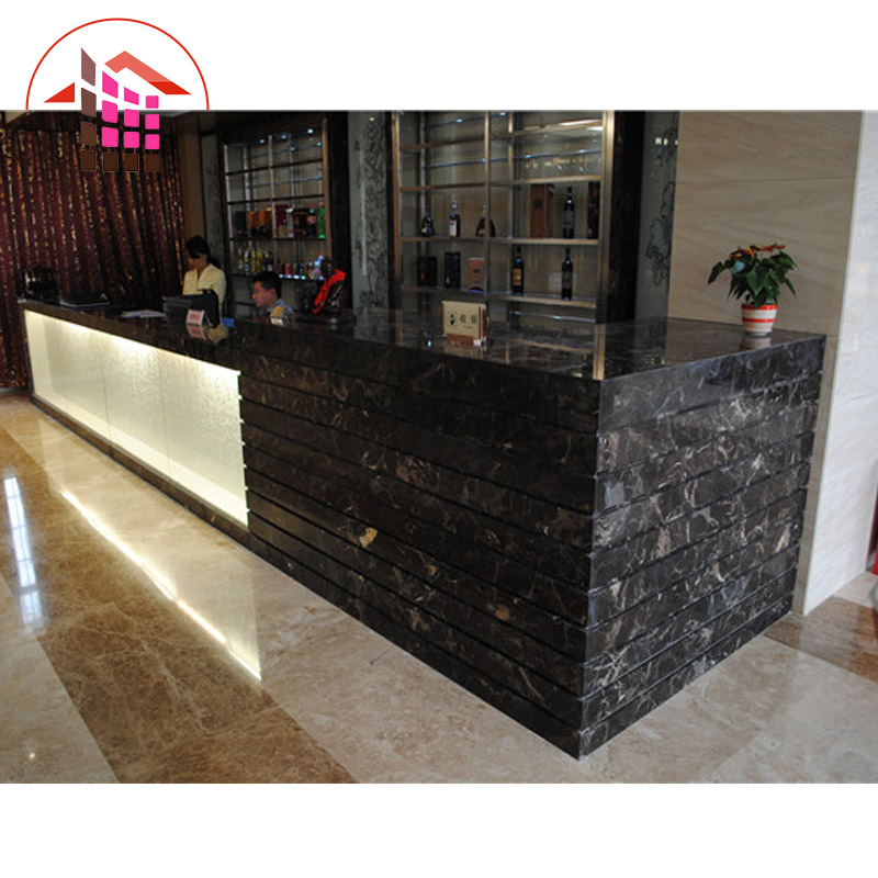Popular gold and jade marble and France black and brown marble  floor tiles