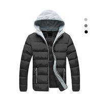 2019 Most Trendy Custom Windproof Winter Suit Waterproof Men's Padding Jacket